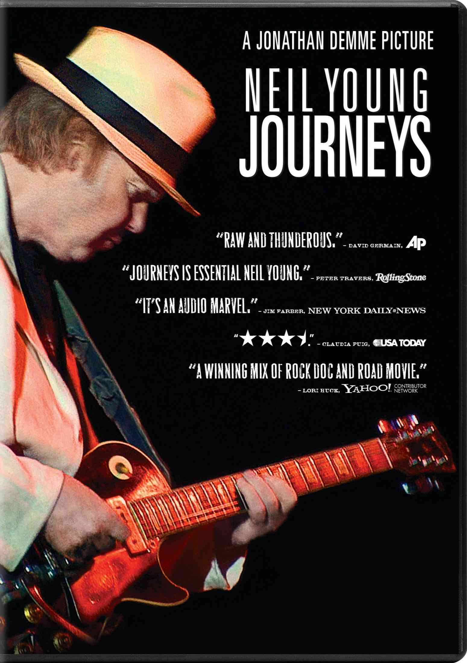 NEIL YOUNG JOURNEYS BY YOUNG,NEIL (DVD)